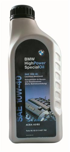 BMW HIGH POWER SPECIAL OIL .